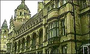 Wakefield Council offices