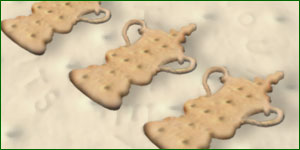 FA Cup biscuits
