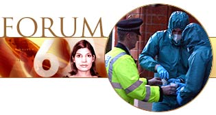 Sic Forum: Are the police equipped to deal with terrorism?