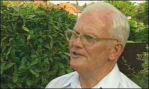 Rev Malcolm Widdecombe, Anglican vicar