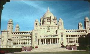 Umaid Bhavan Palace hotel Jodhpur