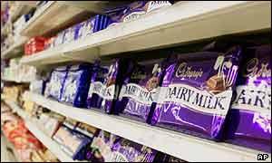 Cadbury's chocolate
