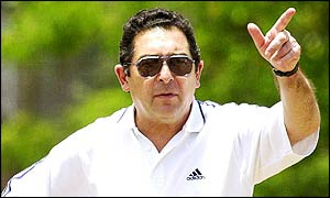 World Cup boss Ali Bacher