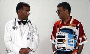 Doctors dress