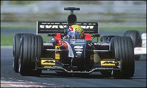 The Minardi team will benefit from a windfall from the eight leading team owners and Bernie Ecclestone