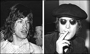 Mick Jagger/John Lennon