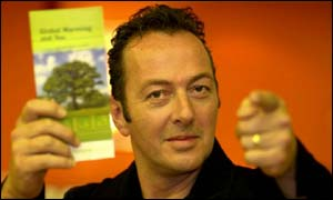 Former Clash frontman Joe Strummer spearheading a celebrity team to back a national organisation called Future Forests