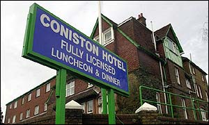 Coniston Hotel in Sittingbourne