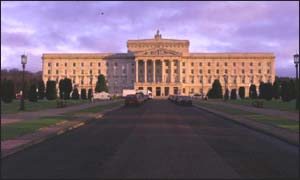 Stormont has been suspended since October