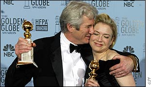 Richard Gere and Renee Zellweger