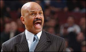 Cleveland Cavaliers' fired coach John Lucas