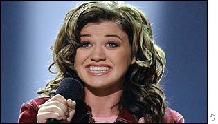 Kelly Clarkson won the first American Idol