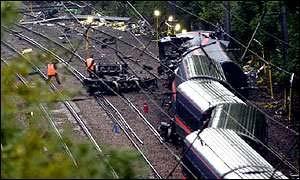Hatfield crash