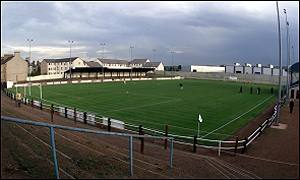 Firs Park: home of East Stirlingshire