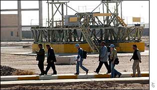 Iraqi factory inspected by UN