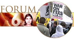 Six Forum: University fees