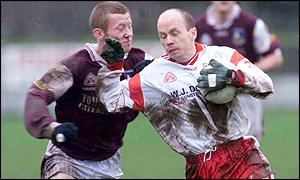 Four-time All Star Peter Canavan has not played for Tyrone since the Championship defeat against Sligo on 27 July 2002