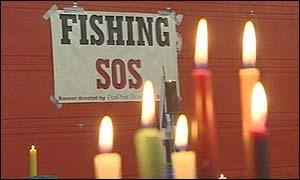 Fishing vigil