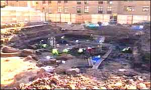 Excavations at Shadwell