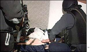Spanish police arrest a suspect al-Qaeda militant