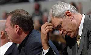 Lakers coach Phil Jackson