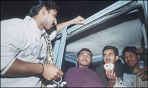 Karachi street scene