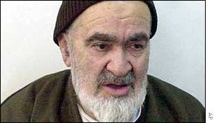 Ayatollah Montazeri under house arrest in Qom