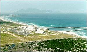 Eskom's Koeberg Power Station