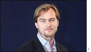 Christopher Nolan prior to the screening of Insomnia at the Deauville Film Festival