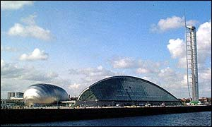 The Science Centre, Glasgow