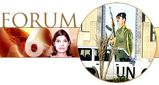 Six Forum: Iraq