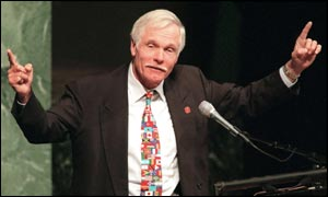 Ted Turner: Still his own man
