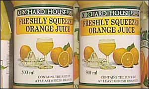 Ready-to-sell foreign fruit juice can no longer be exported to Nigeria