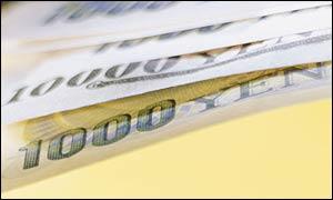 1000-yen notes
