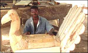 Samuel the coffin carpenter