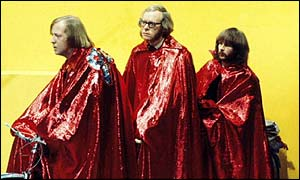 The Goodies, BBC