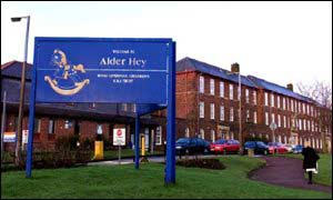 Alder Hey Hospital, Liverpool