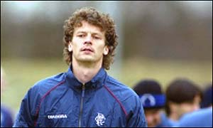 Dan Eggen signed a six month deal at Ibrox