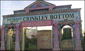 Crinkley Bottom theme park