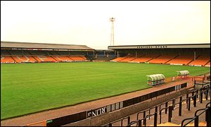 Vale Park - the home of Port Vale
