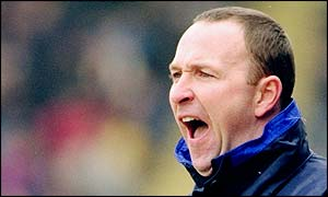 Steve Parkin used to be in charge at Rochdale