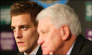 Woodgate faces a new challenge at Newcastle United