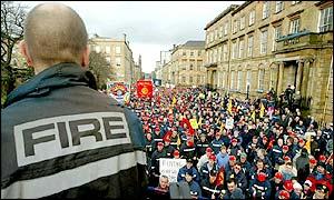 Glasgow rally