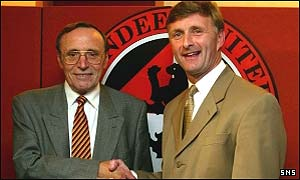 United chairman Eddie Thompson on the appointment of Paul Hegarty