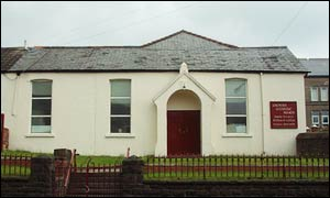 Cymmer Apostolic Church