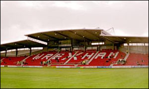 The Racecourse Ground, Wrexham