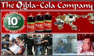 Qibla Cola logo