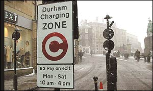 The Durham Charging Zone