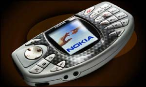 The N-gage handset, Nokia