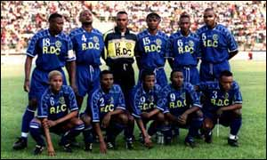 DR Congo's national team